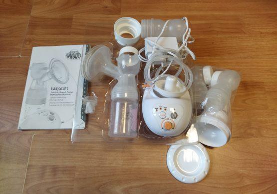 Canpol Babies Elektrická odsávačka mateřského mléka