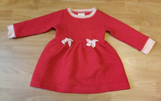 Šaty First Impresion sdlouhým rukávem
