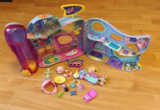 Domeček Littles PetShop