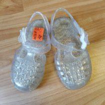Gumové sandálky