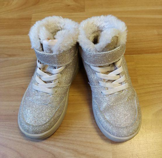 Zateplené, kotníčkové boty H&M