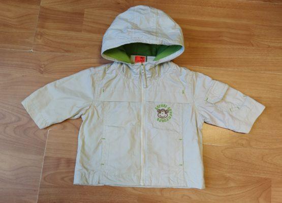 Plátěná bunda Sfera Baby sopicí