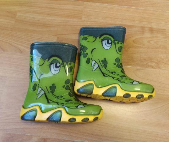 Holinky Demar – Krokodýl