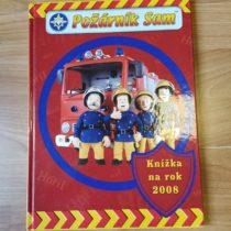 Kniha – požárník SAM