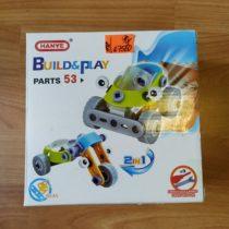 Auto stavebnice Build & Play
