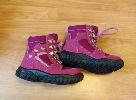 Zimní, kotníčkové boty Superfit Gerotex