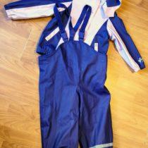 Pogumovaný set bunda + kalhoty TCM