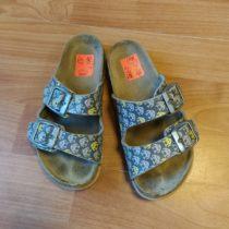 Korkové pantofle Superfit