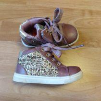 Koženkové boty Sporox