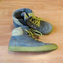Kotníčkové, kožené boty D.D.Step