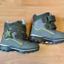 Zimní, vyteplené boty D.D.Step