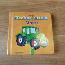 Kniha – Moje veselá knížka statek