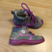 Kožené, kotníkové boty Superfit