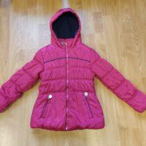 Zimní, prošívaný kabát/bunda OUTBURST kapucí