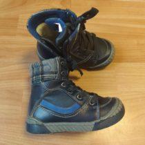 Kotníkové, vyteplené boty Bubble gummers