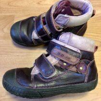 Kožené boty D. D. step
