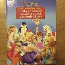Kniha – Příběhy hraček ve škole a jiná dobrodružství