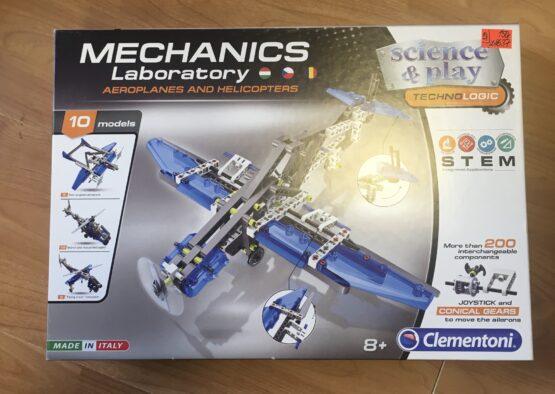 Hra Mechanics-Clementoni