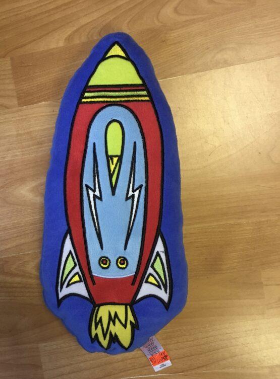Polštářek Raketa
