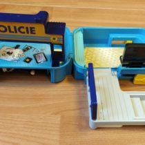Igráček HANDY Policejní stanice spolicistou a doplňky