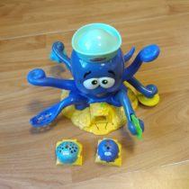 Play-Doh chobotnice na plastelínu