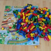 Dětská stavebnice LORI + kobereček