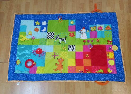 Velká hrací deka Taf Toys