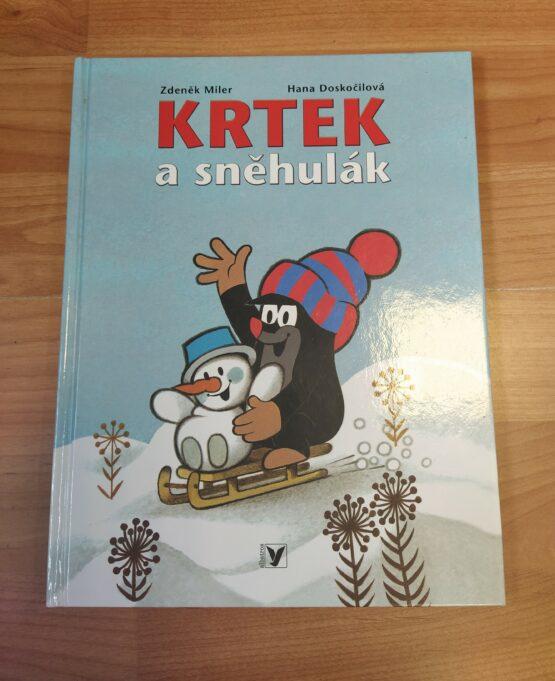 Kniha – Krtek a sněhulák