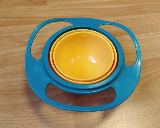 Nevyklopitelná miska – Gyro Bowl