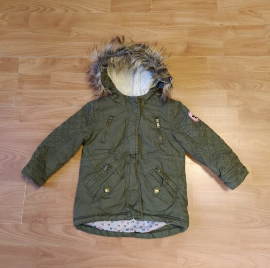 Zimní kabátek Papagino