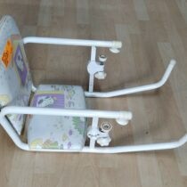 Jídelní židlička suchycením ke stolu Geuther
