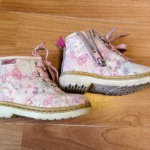 Kotníkové boty Peddy skvěty