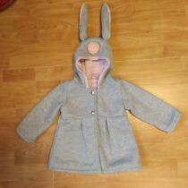 Mikinový kabátek Zajíc skapucí