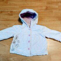 Vyteplený kabátek Cherokee svýšivkou Motýlů