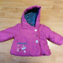 Zimní, vyteplený kabátek John Levis Baby svýšivkou
