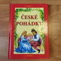 Kniha – České pohádky