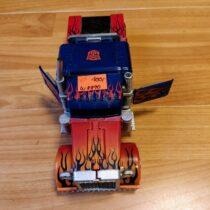 Kamion/hasičské auto