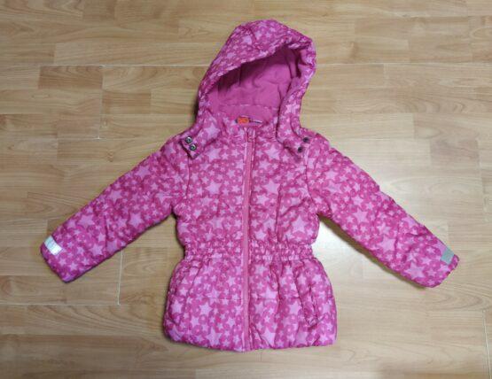 Zimní bunda shvězdami
