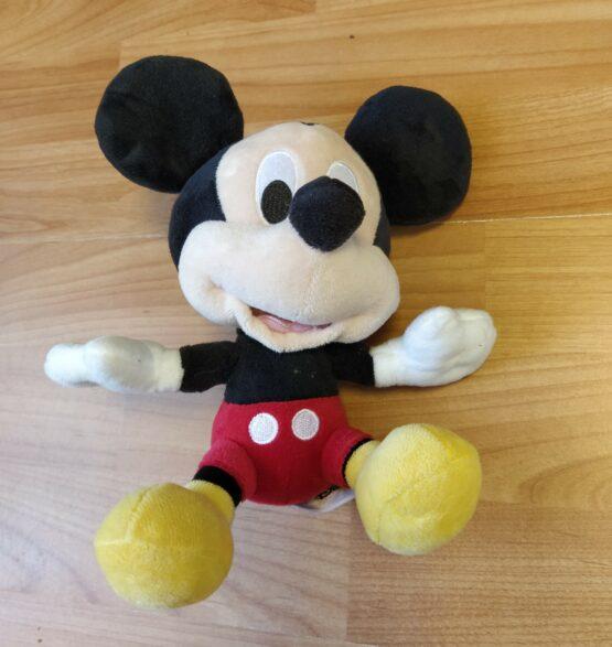 Plyšový Mickey Mouse