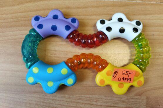 Chrastítko osmička Playgro
