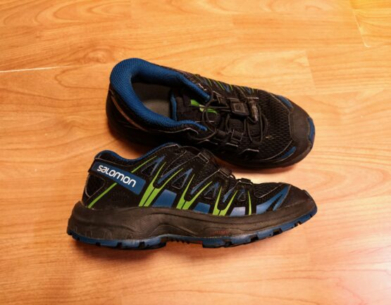 Outdoorové boty Salomon