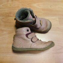 Kotníkové vyteplené boty Froddo