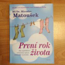 Kniha První rok života