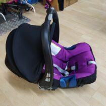 Autosedačka Britax Römer Baby-Safe Plus SHR II
