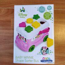 Vkládací autíčko Minnie – Clementoni