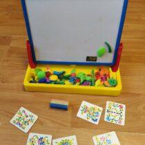 Plastová tabule + magnetická