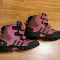 Zimní kotníčkové boty Adidas