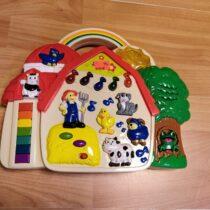 Zvukový domeček Simba Toys