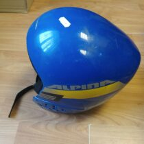 Lyžařská helma Alpine 57-58cm