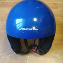 Lyžařská helma Alpine 51-53cm